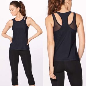 """NWT Lululemon """"In Your Pace"""" Tank Top"""
